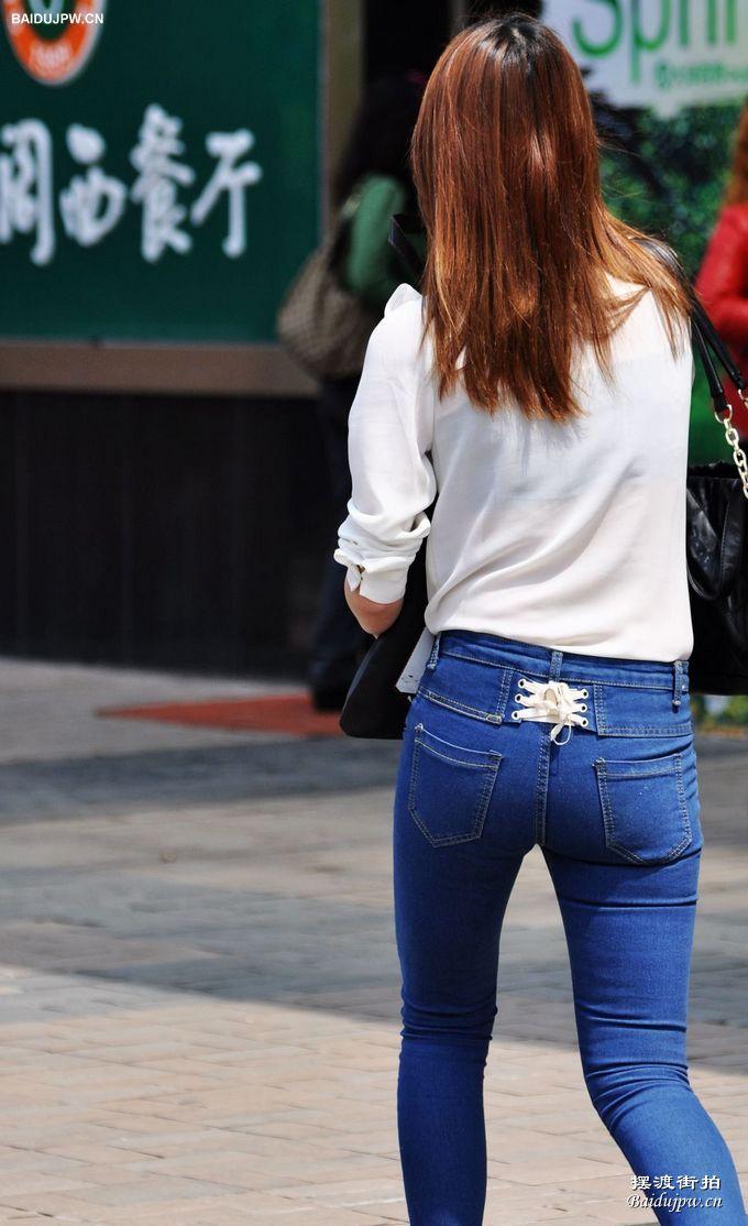 夏季白色紧身长裤图片 黑色弹力紧身裤 紧身裤尴尬图片