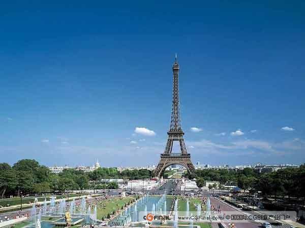 关于国外的著名旅游景点