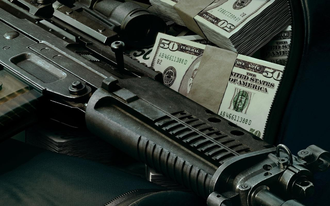 武器高清壁纸