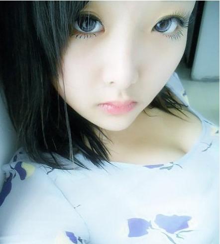 90后的萌妹子中国的真人芭比娃娃