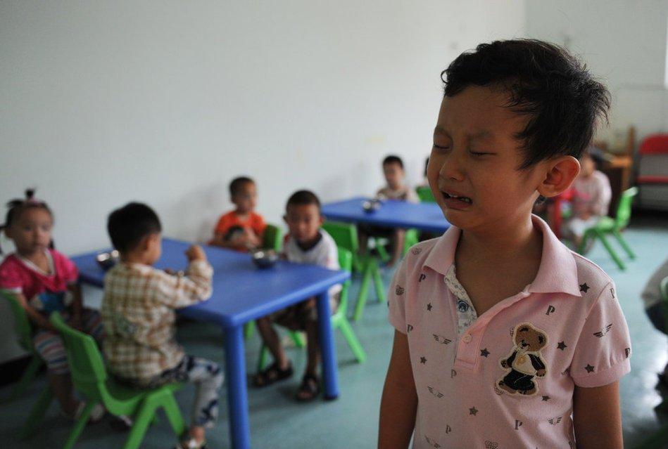 上幼儿园的第一天论坛图片