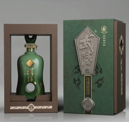 中国名酒湖南武陵酒