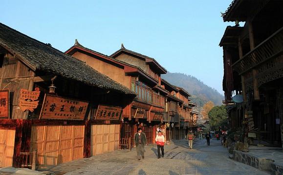 上次去中国第一苗寨-西江千户苗寨的旅行!那风景真是好啊!