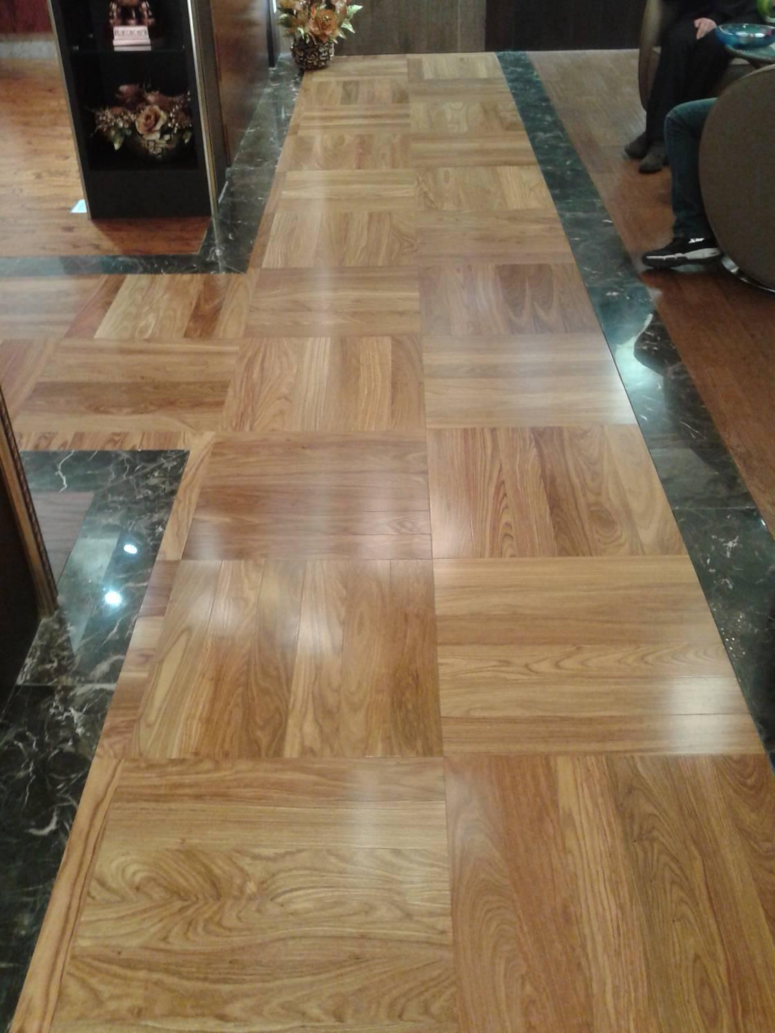 菲林格尔木地板产品展示