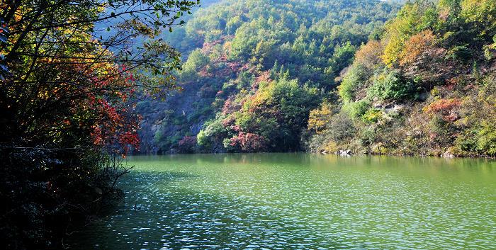 淅川旅游景点——坐禅谷