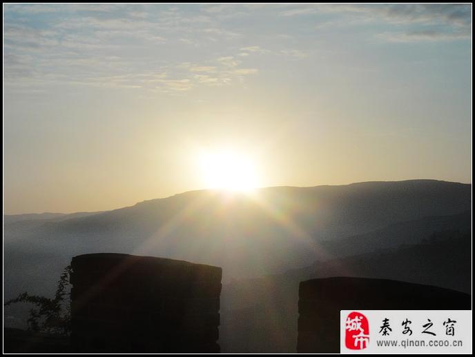 [原创]秦安:日出