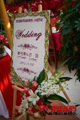 婚礼现场直播――-白龙山