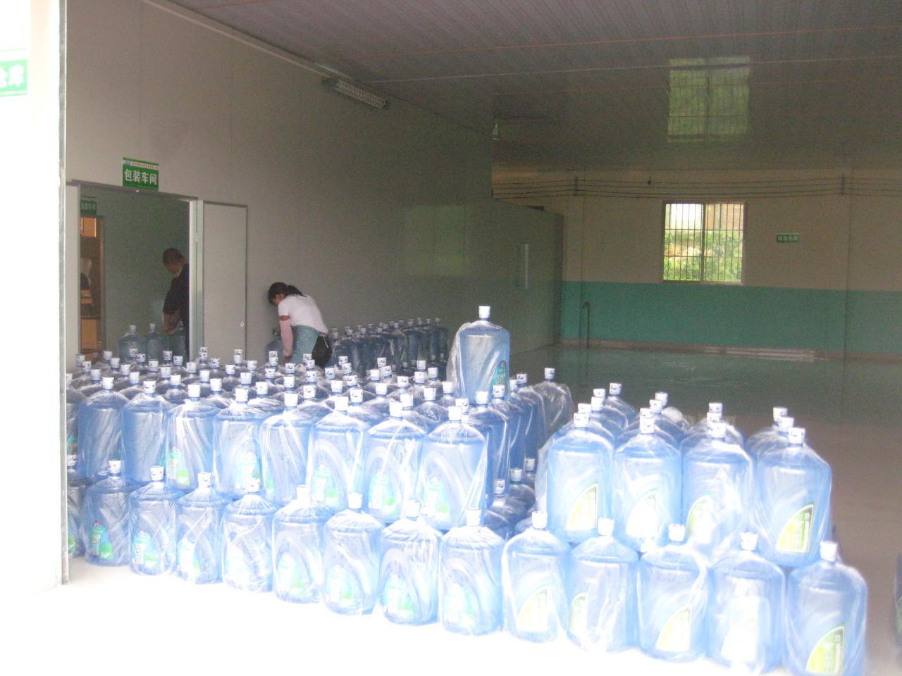 项山泉桶装水生产厂家