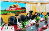 """周伯华在京会见郝远表示将积极支持甘肃""""民企陇上行""""行动"""
