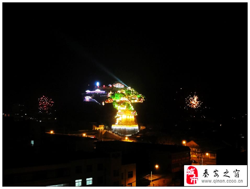 [原创]2013年元宵节泰山庙的异样风光