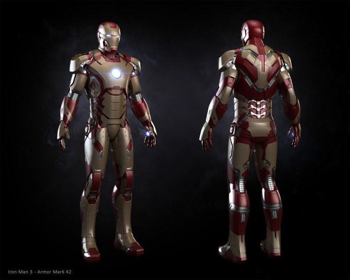 这个决定将成为钢铁侠战斗史上更大的隐患 高清图片