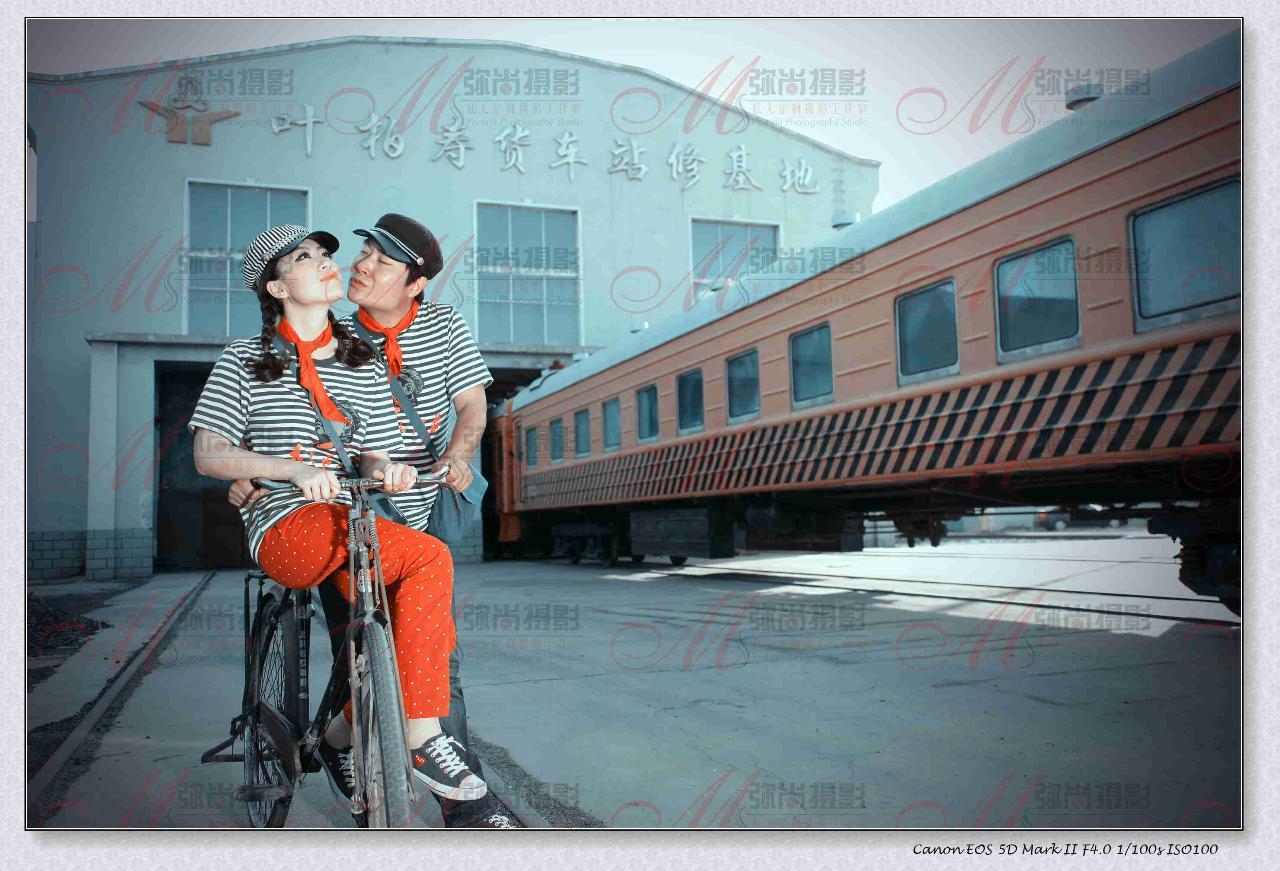 弥尚摄影 《八十年代的爱情》续