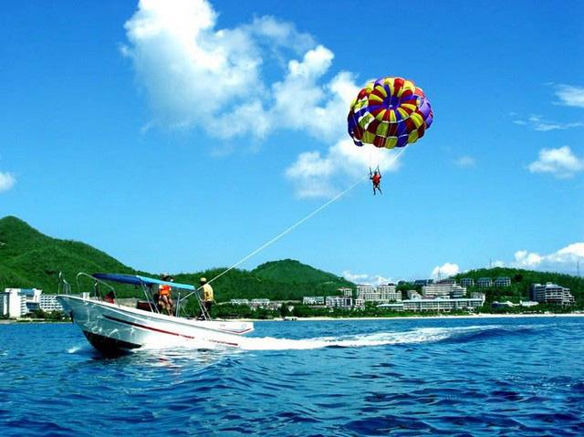 本地通首页 旅游景点 > 三亚旅游景点   三亚西岛 西岛,全称西瑁洲岛