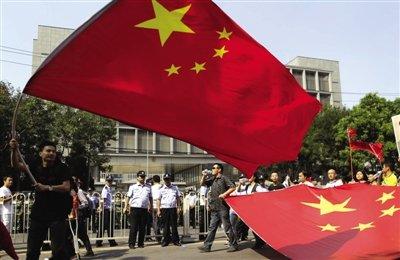 呼吁临汾民众理性爱国 打砸抢烧将被追究