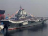 中国第一艘航?#28014;��?#36797;宁号