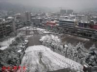 金寨雪景�D片