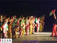 传承文化经典,弘扬�z城特色-高邑世纪广场七彩周末