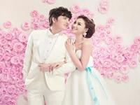 琼海在线首届(2013年)婚纱摄影作品联展