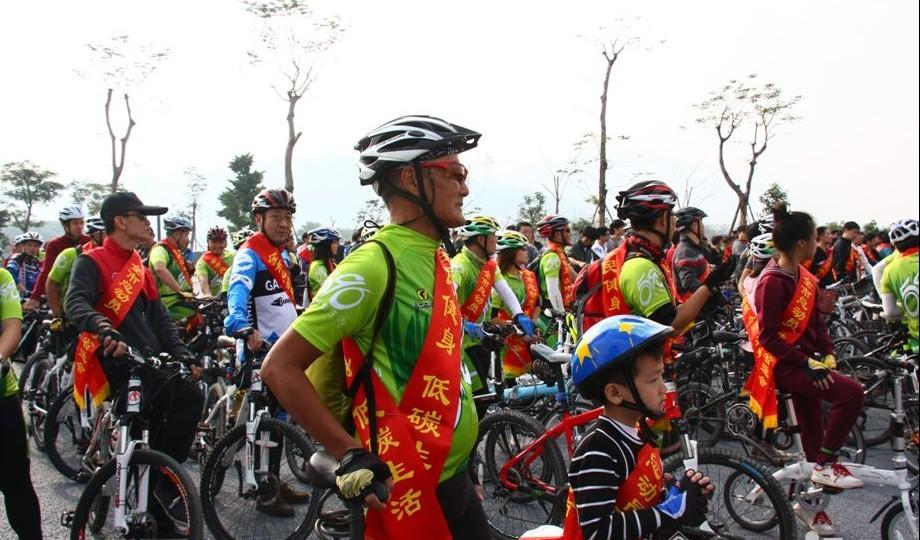 [公告]漳州郊野公园龙文段绿道建成 市民周末骑行享田园乐趣