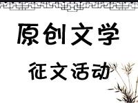 回顾2012,畅想2013――原创文学征文活动