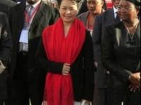 中国第一夫人――中国外交一张靓丽的名片