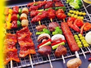 威尼斯人官网在线网友春季自助烧烤party