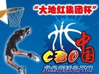 """""""大地红集团杯""""2013年中国CBO男子篮球俱乐部决赛"""
