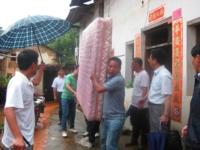 寻乌县遭大暴雨袭击 多个乡镇受灾