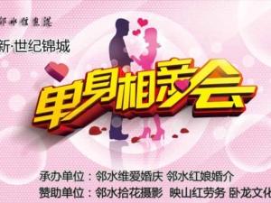 """""""荣新・世纪锦城""""众里寻TA 单身情缘派对"""