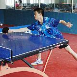 乒乓高手之间的对决――宁成杯混合团体决赛精彩场面剖析