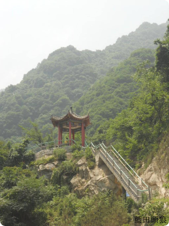 西安市祥峪森林公园分享展示
