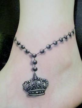 [贴图]最潮最适合女性的纹身