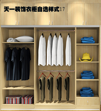 30款 衣柜内部 结构 家装心得 清苑论坛 清苑在