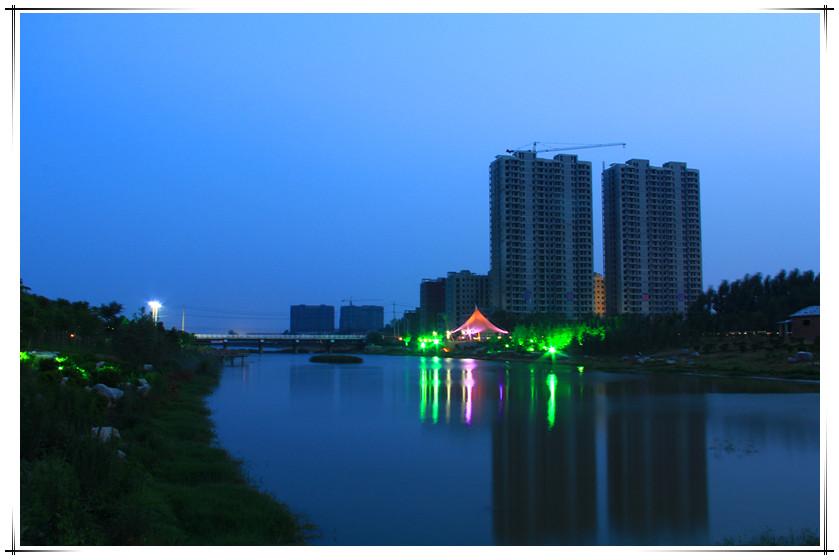[原创]金珠桥夜景