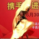 [原创]青年舞蹈演员,肚皮舞老师-甄妍