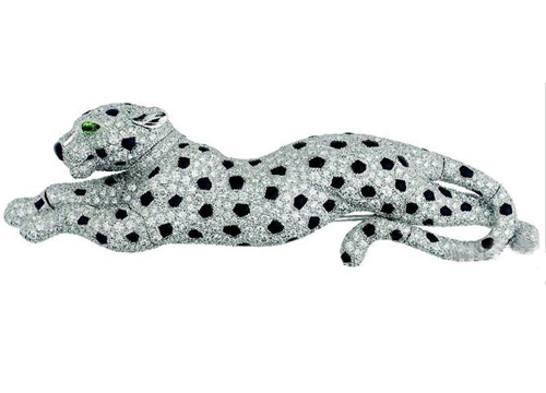 [分享]卡地亚Naturellement动物珠宝