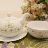"""[分享]非常漂亮""""�W式茶花�亍� 陶瓷套�b!"""