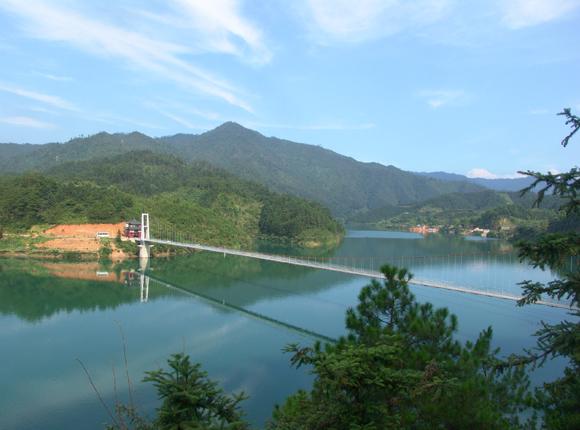 神州瑶都江华-天河瑶池