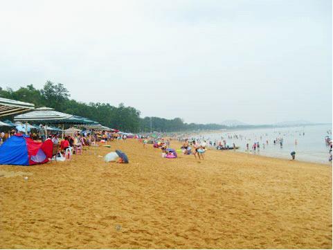 [公告]盘锦侠客行车友部落7月21-22日海滩露营计划!