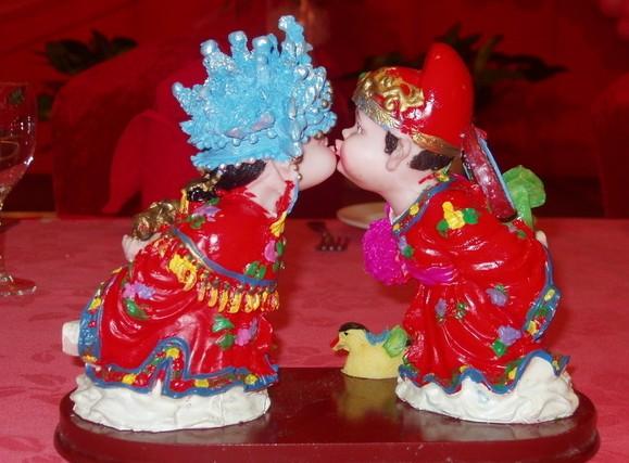 [转贴]东方之珠香港的传统结婚习俗