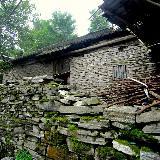 [原创]最美的石板路 石板房 石板墙