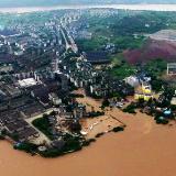 50年罕��o州洪水