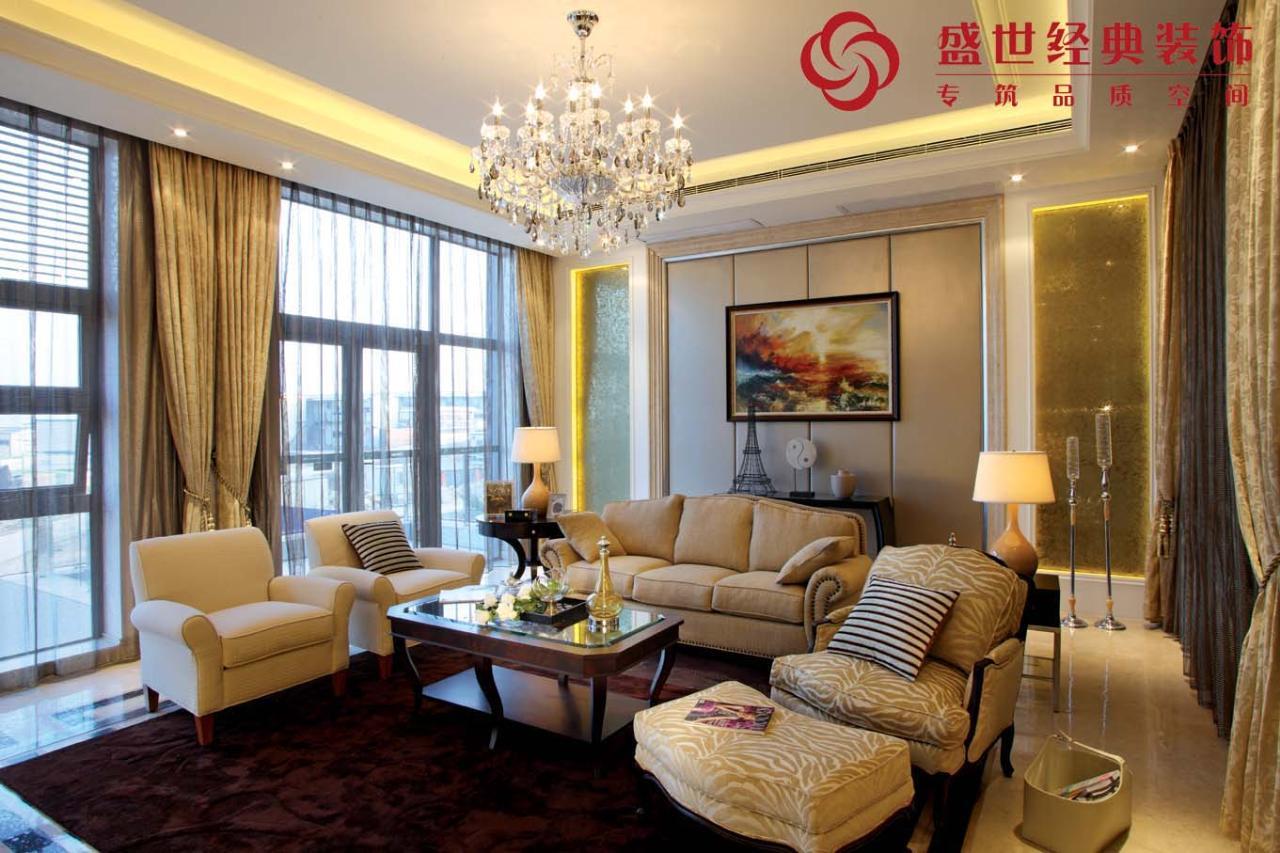 盛世经典装饰  专注品质生活空间。