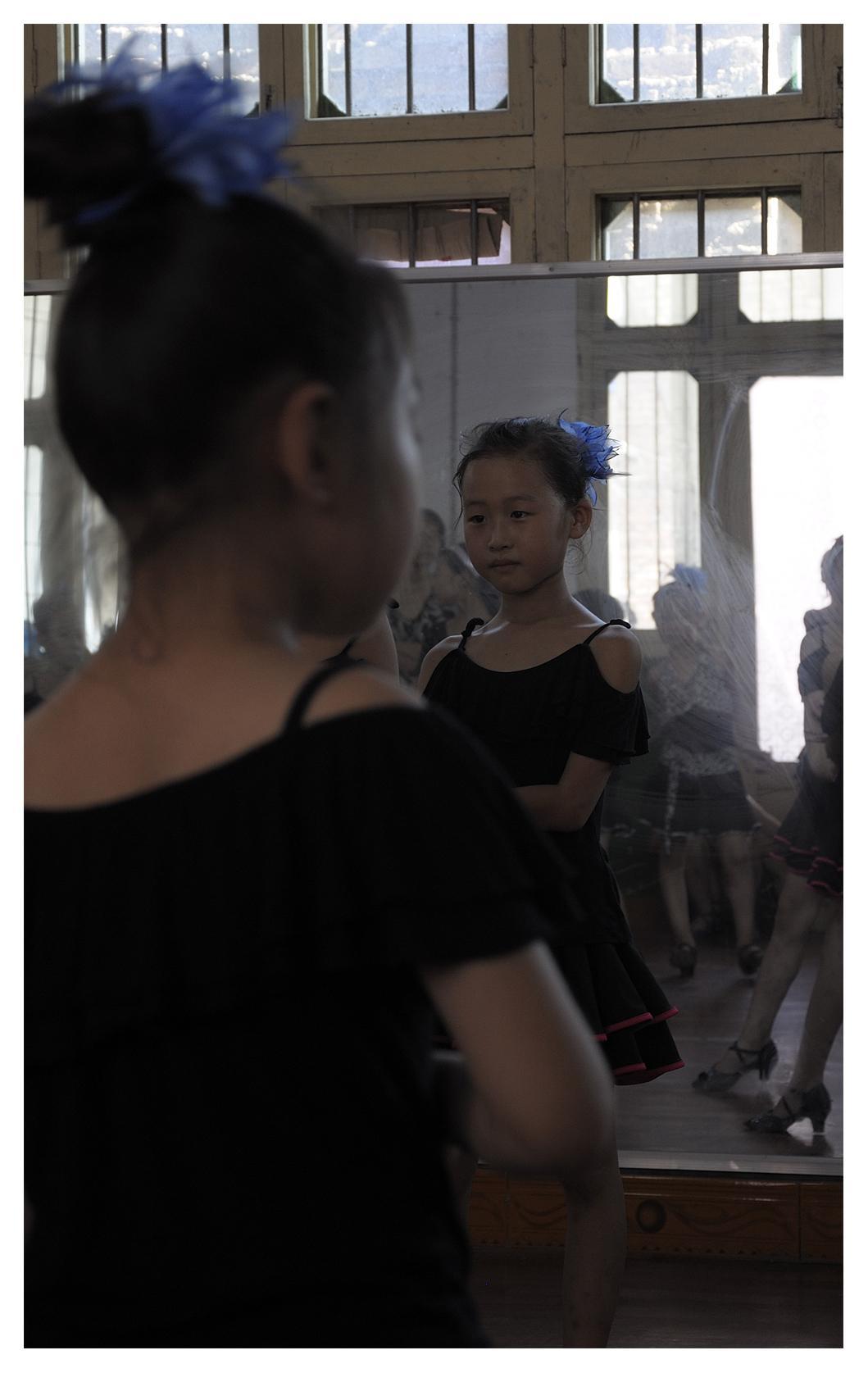 [原创]临潼区徐阳街道办 ――《舞之恋》