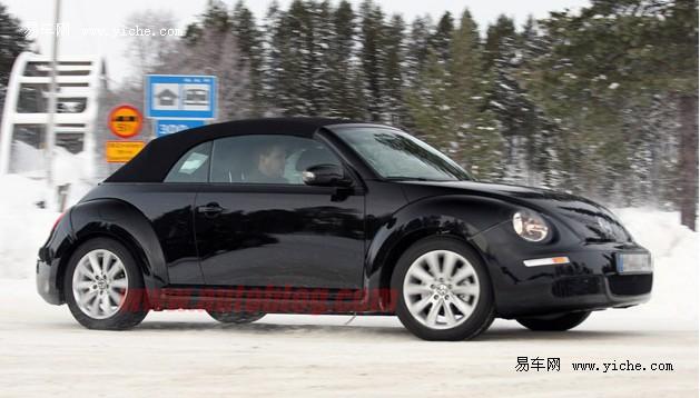 [转贴]大众2013款甲壳虫数据发布 新车将更省油
