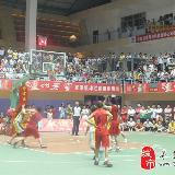 """2012寻乌篮协""""青龙砖厂杯""""篮球决赛-晨光VS淳信(组图)"""