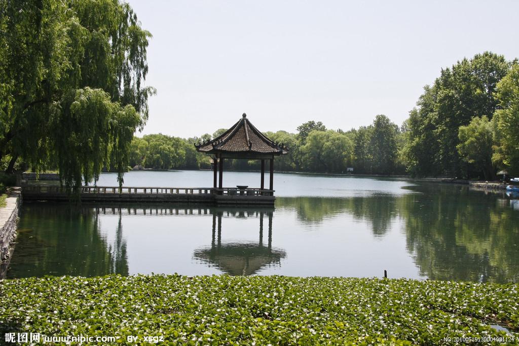 临朐中学风景图片