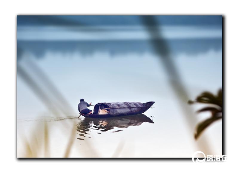 [原创] 万泉河畔捕鱼人