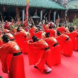 回忆:2010化州孔庙秋祭大典