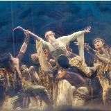 [原创]梦幻般的舞台效果,大型歌舞剧《黄道婆》随拍